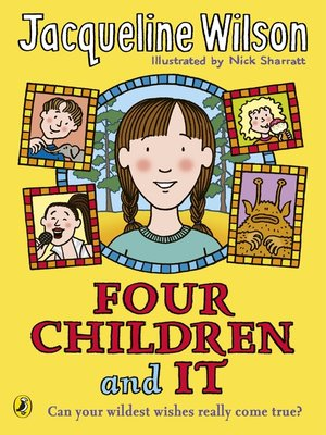 cover image of Four Children and It