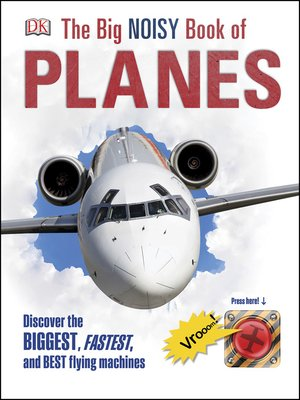 cover image of The Big Book of Planes