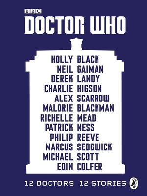cover image of 12 Doctors 12 Stories