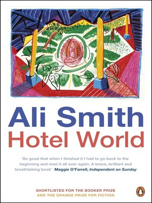 cover image of Hotel World