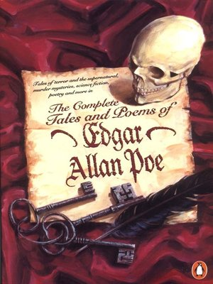 cover image of The Complete Tales and Poems of Edgar Allan Poe