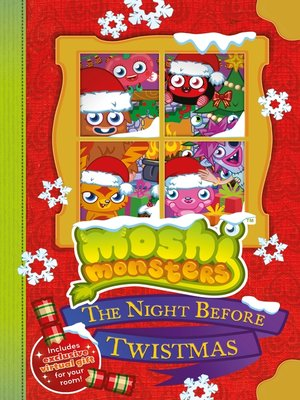 cover image of Moshi Monsters