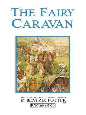cover image of The Fairy Caravan