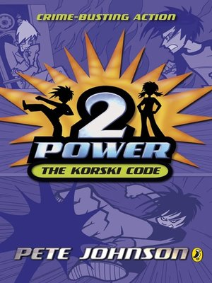 cover image of 2-Power:  the Korski Code