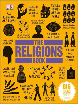 cover image of The Religions Book