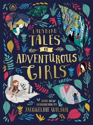 cover image of Ladybird Tales of Adventurous Girls