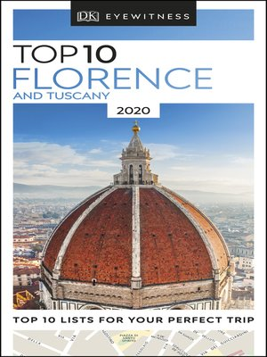 cover image of DK Eyewitness Top 10 Florence and Tuscany