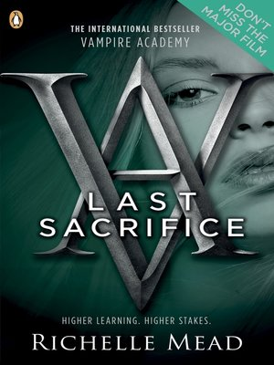 cover image of Last Sacrifice