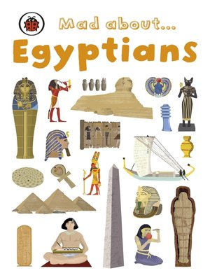 cover image of Mad About Egyptians