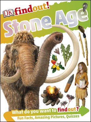 cover image of DKfindout! Stone Age