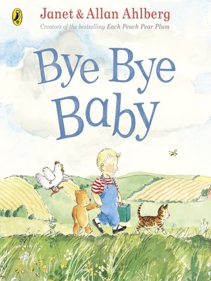 cover image of Bye Bye Baby