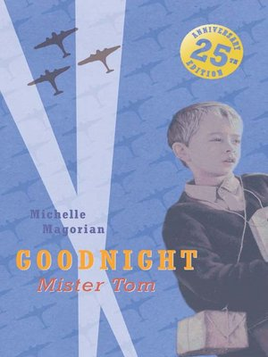 cover image of Goodnight Mister Tom