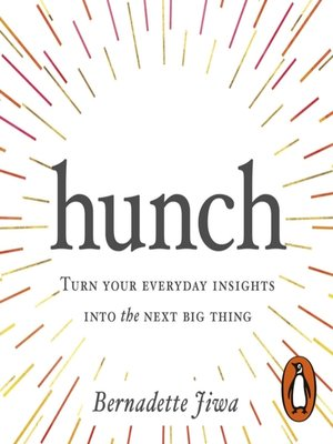 cover image of Hunch