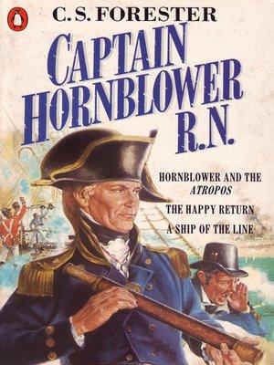 cover image of Captain Hornblower R. N.