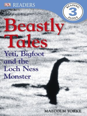 cover image of Beastly Tales