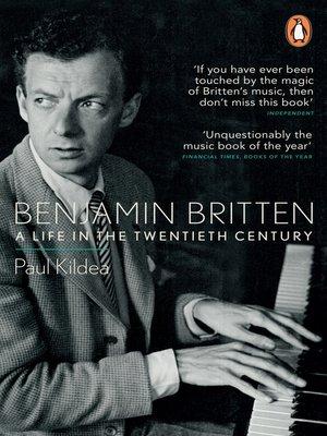 cover image of Benjamin Britten