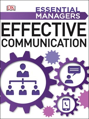 cover image of Effective Communication