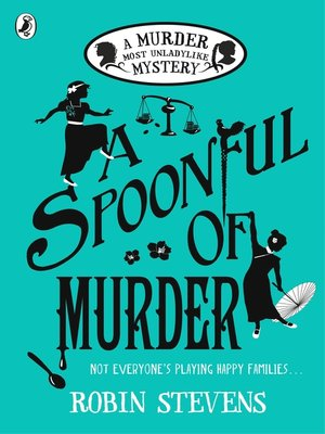 cover image of A Spoonful of Murder