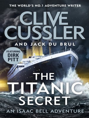 cover image of The Titanic Secret