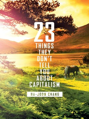 cover image of 23 Things They Don't Tell You About Capitalism