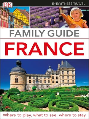 cover image of Family Guide France