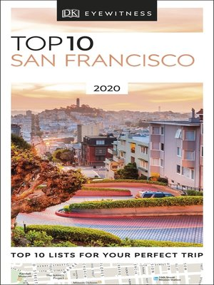 cover image of DK Eyewitness Top 10 San Francisco