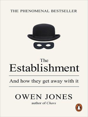 cover image of The Establishment