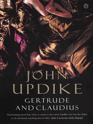 cover image of Gertrude and Claudius