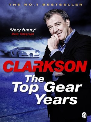 cover image of The Top Gear Years