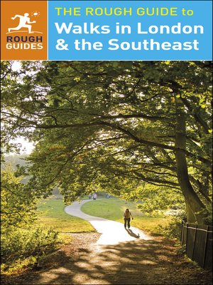 cover image of The Rough Guide to Walks in London & the Southeast