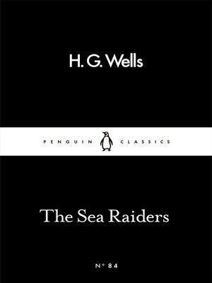 cover image of The Sea Raiders