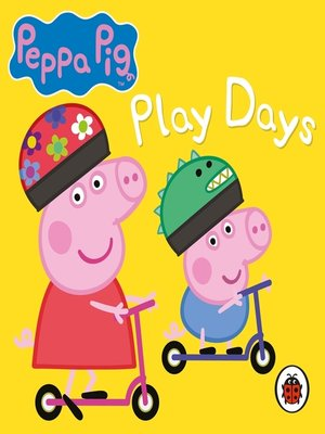 cover image of Play Days