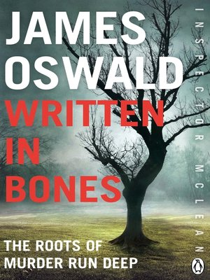 cover image of Written in Bones
