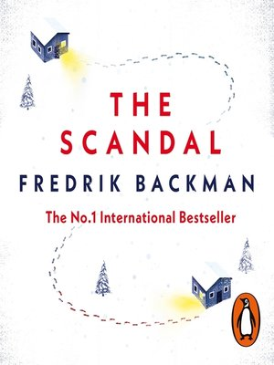 cover image of The Scandal