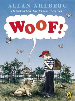 cover image of Woof!