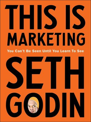 cover image of This is Marketing