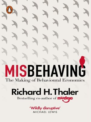 cover image of Misbehaving