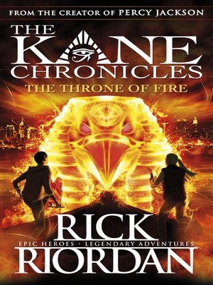 READ THE THRONE OF FIRE PDF DOWNLOAD