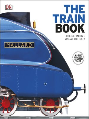 cover image of The Train Book