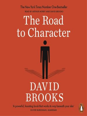 cover image of The Road to Character