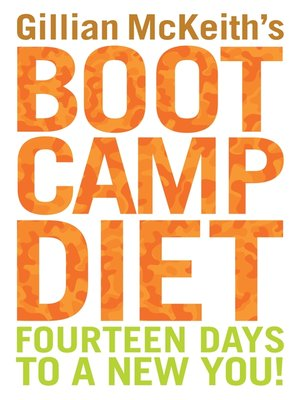 cover image of Gillian McKeith's Boot Camp Diet