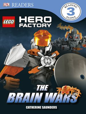 cover image of LEGO® Hero Factory: the Brain Wars