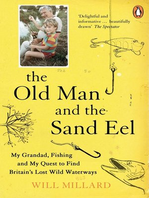 cover image of The Old Man and the Sand Eel