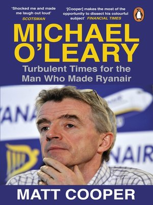 cover image of Michael O'Leary