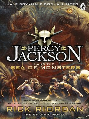 cover image of Percy Jackson and the Sea of Monsters