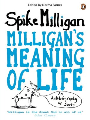 cover image of Milligan's Meaning of Life