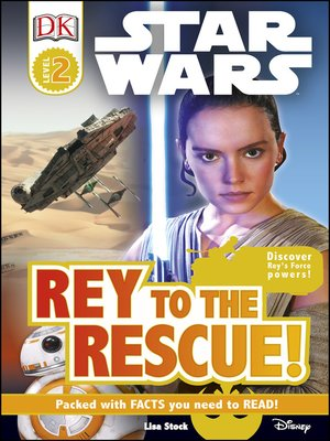 cover image of DK Reader Star Wars