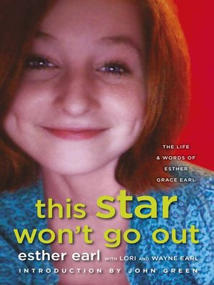 cover image of This Star Won't Go Out