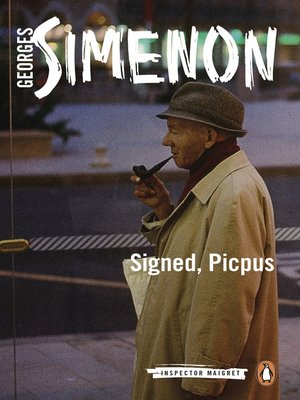 cover image of Signed, Picpus