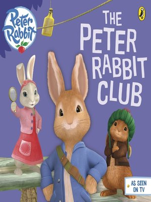 cover image of The Peter Rabbit Club